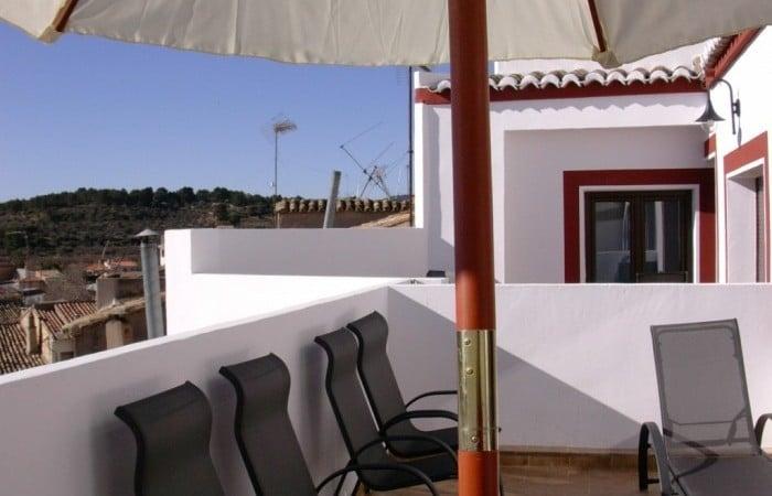 BesanaI terraza