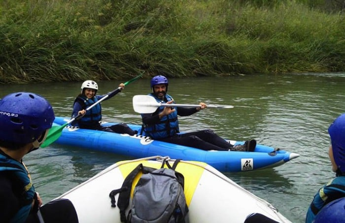 Canoa Raft Empresas