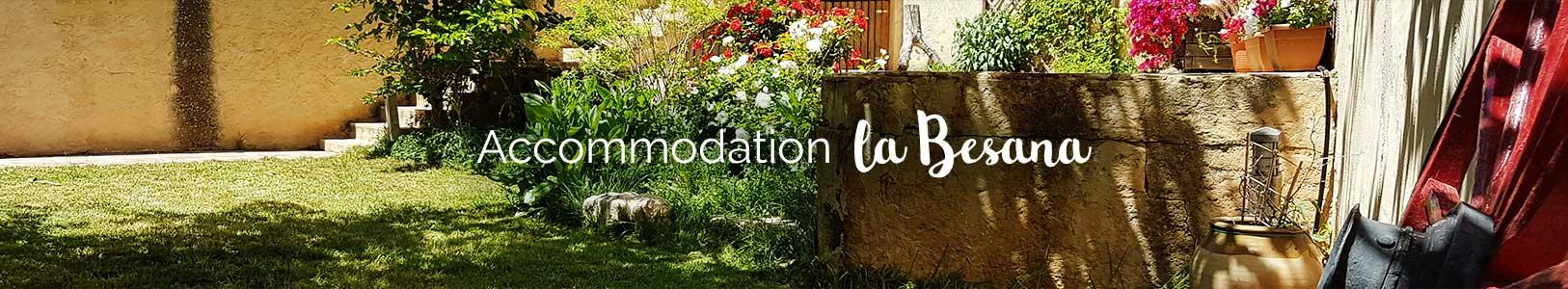 Accommodation La Besana